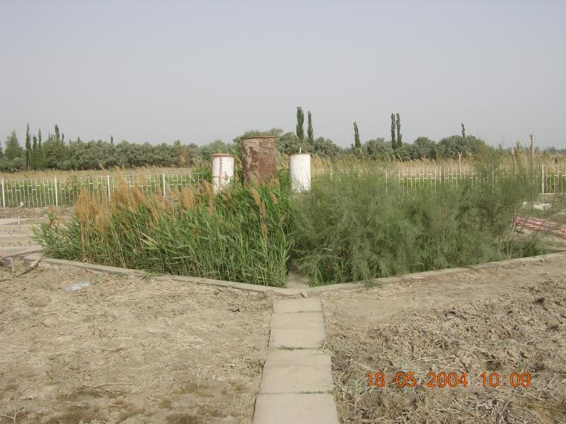 Akesu Water Balance Research Station China Deims Sdr